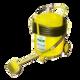 ОПС-100 класс D (Д) Огнетушитель порошковый специальный