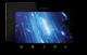 SQ-07MT Черный видеодомофон с сенсорным экраном и программной детекцией движения