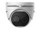 DS-2TD1217B-3/PA Термографическая камера для просмотра лихорадки turret